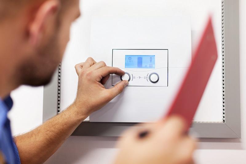 Instalacionde calderas de condensación y calentadores en Madrid