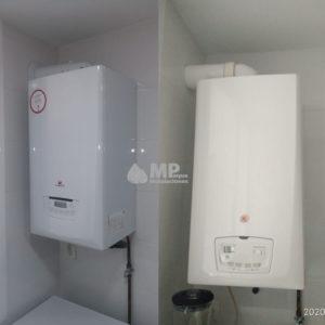 Instalación de calderas Madrid MP Aqua