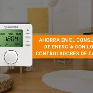 controles de calor para ahorrar en consumo de energía